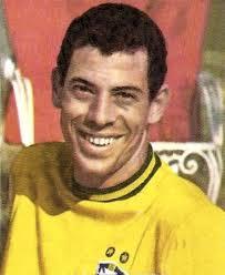 Carlos Alberto in his Brazil Strip
