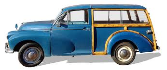 The Morris Minor Traveller - a hint of fish too?