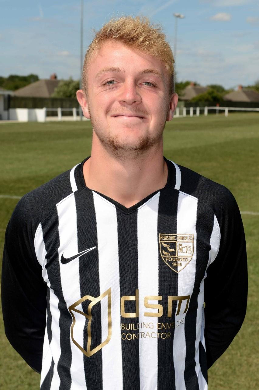 Sam Scrivens with 23 goals