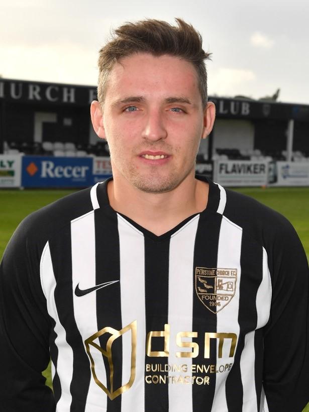 Jordan Coduri - from Ossett United
