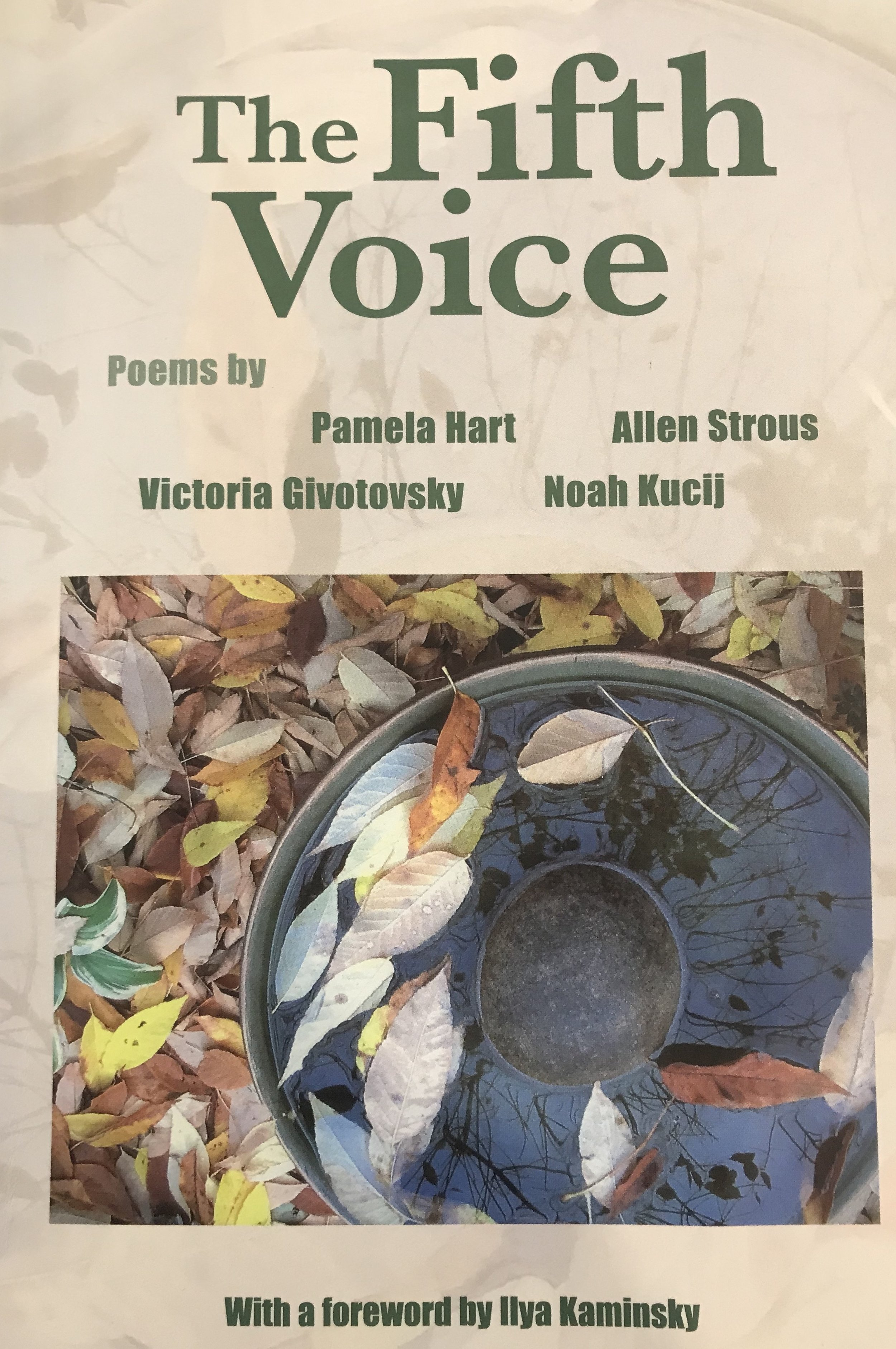 """Chapbook - """"Here, in Toadlily Press' second collection, you will find four chapbooks of lyrical power, revealing and perceptive."""" -Ilya Kaminsky, author of Dancing in Odessa, winner of the Whiting Writer's Award, American Academy of Arts & Letters Metcalf Award, the Dorset Prize, the Ruth Lilly Fellowship."""