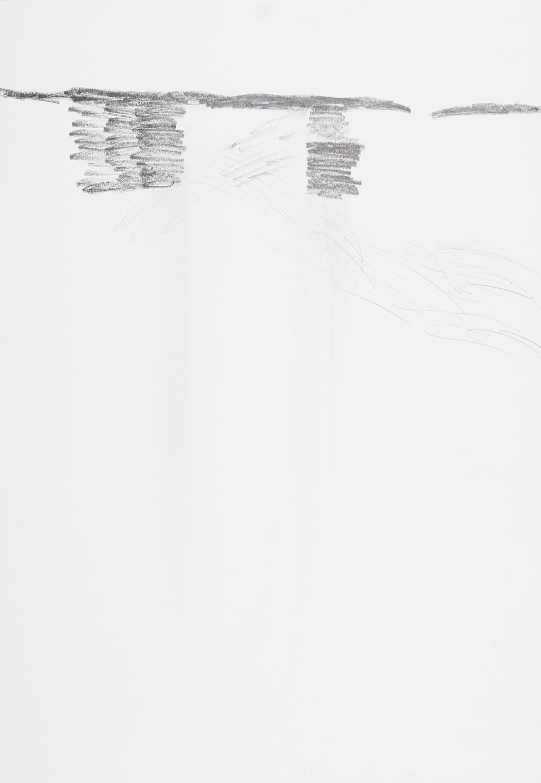 s.d. 5  pencil on paper,  50 x 35 cm