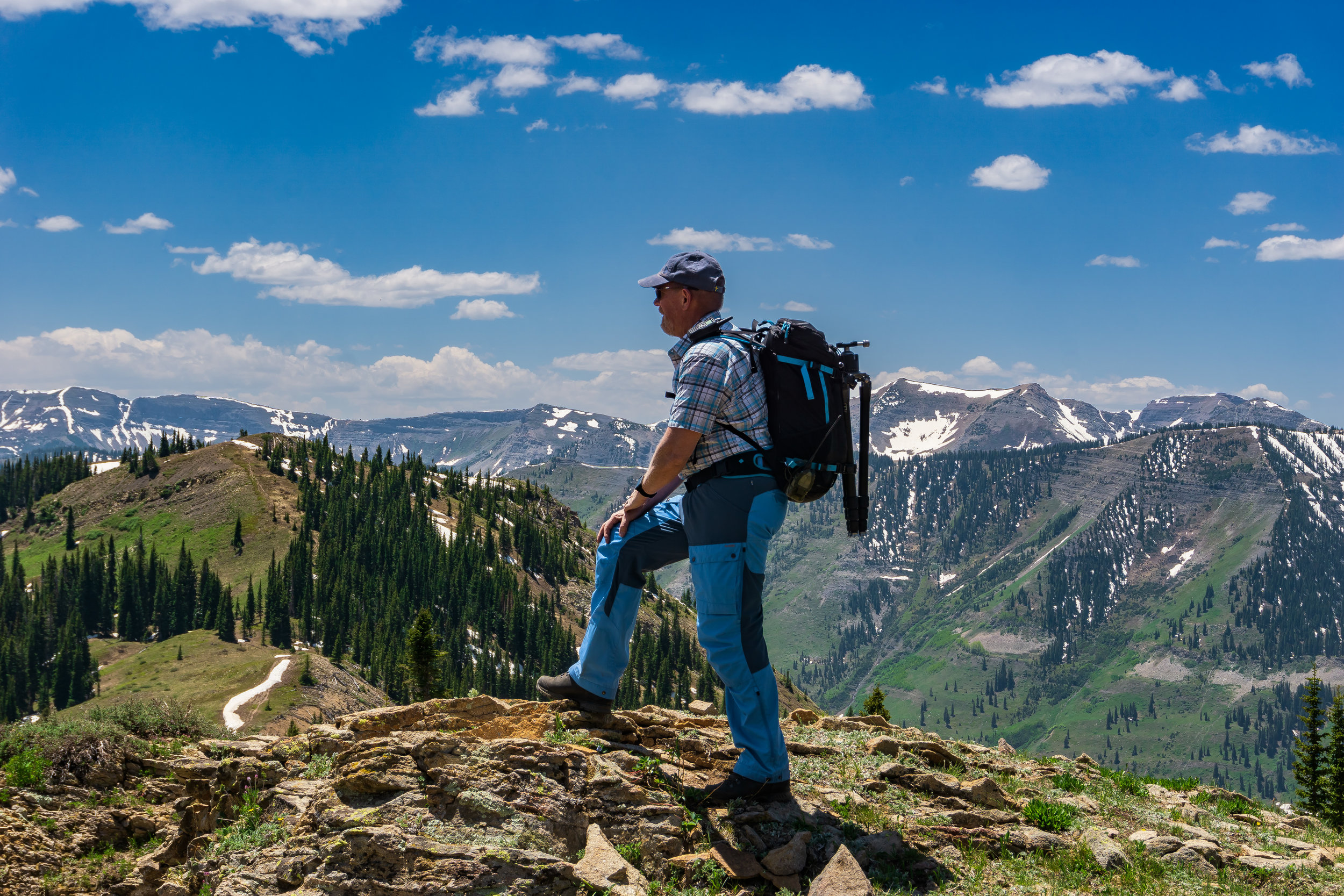 USKestrel Photography on Trail 403 above Crested Butte, CO, USA