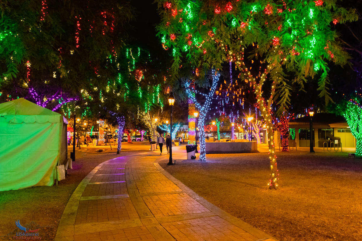 Glitter Promenade
