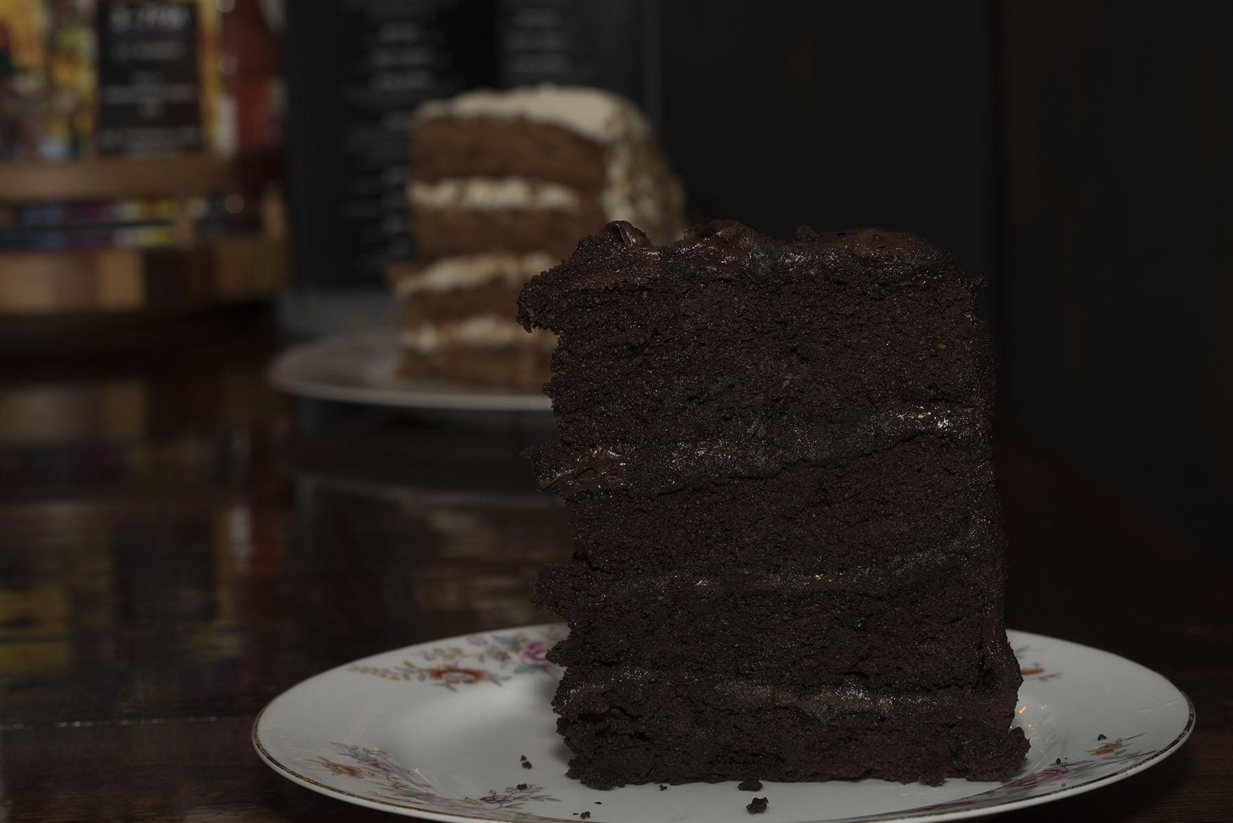 Big Sis Chocolate & Carrot Cake -