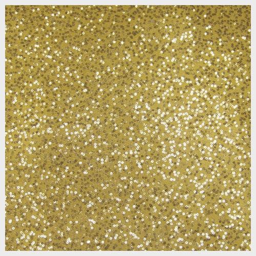 Gold Sequin Mesh