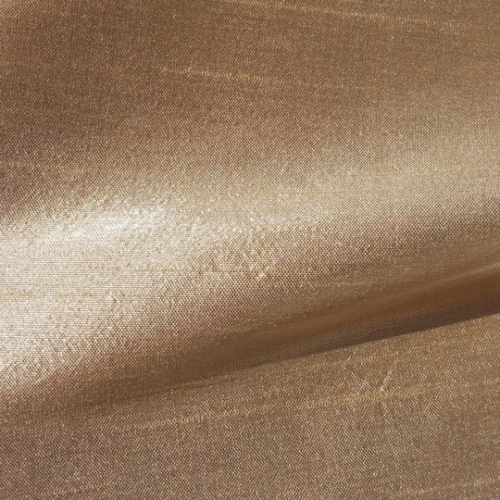 Buff Metallic Nu Silk