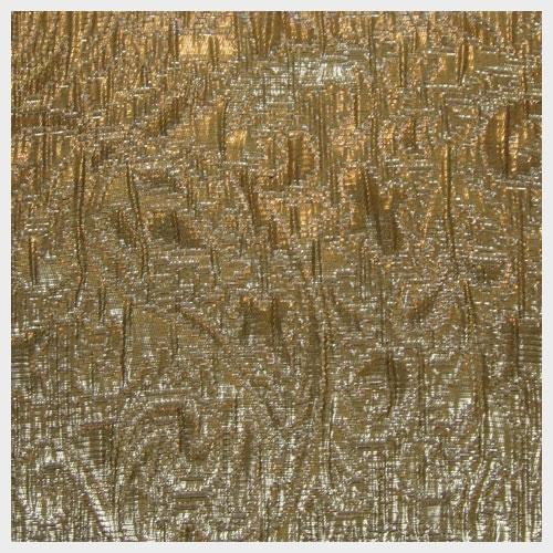 Bronze Metallic Brocade