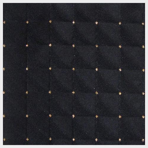 Black Deco Dot