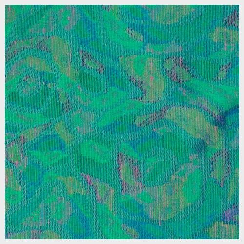 Jade Murano Brocade