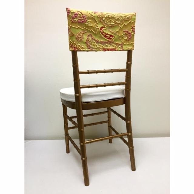 Lime Parfait Chair Cap