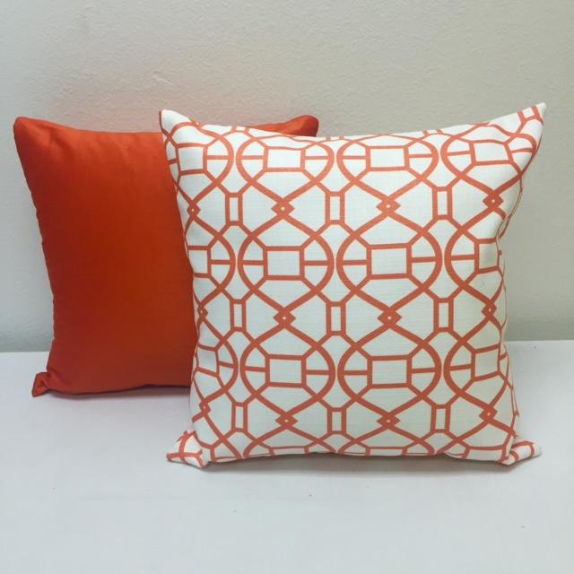 Persimmon Nu Silk & Orange Metropolis