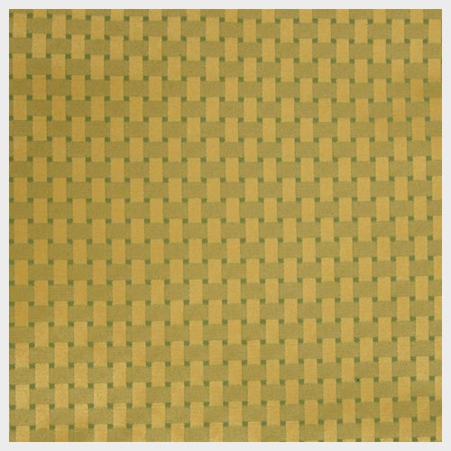 Green Gold Basketweave