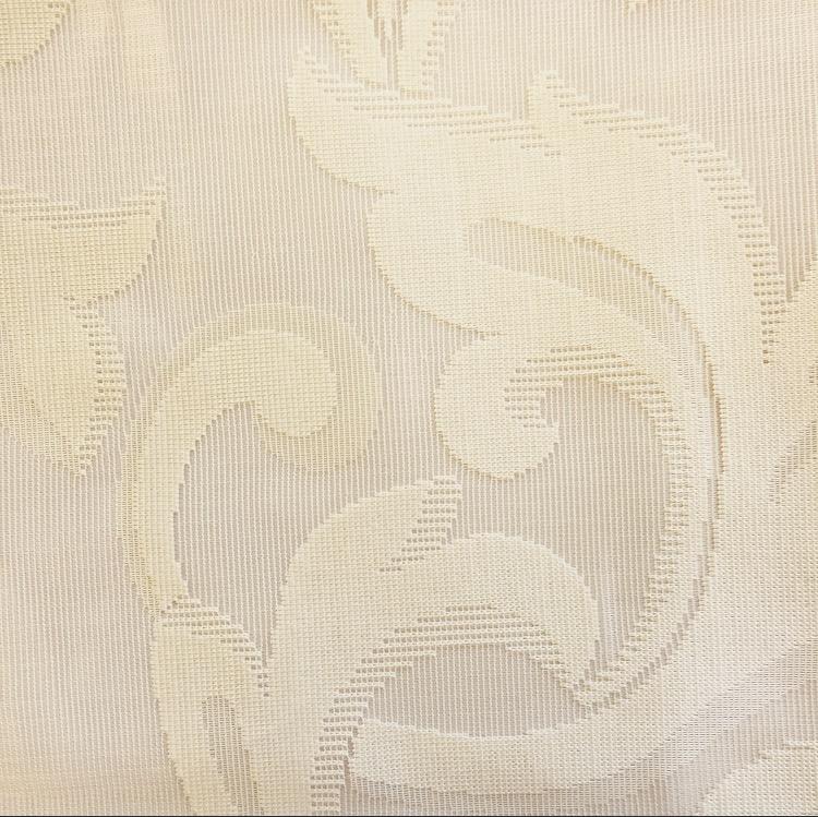 Linen Antigua Scroll