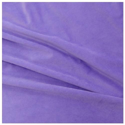 Bright Purple Classic Velvet