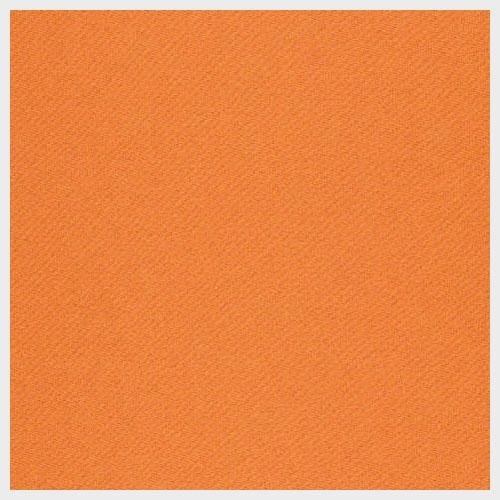 Burnt Orange Peau D'Soie