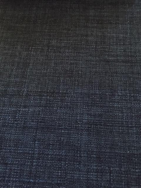 Indigo Woolen Linen