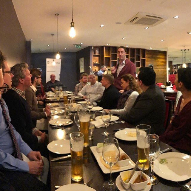 Crypto Curry Club #Oxford kindly sponsored by Coinschedule #cryptocurry