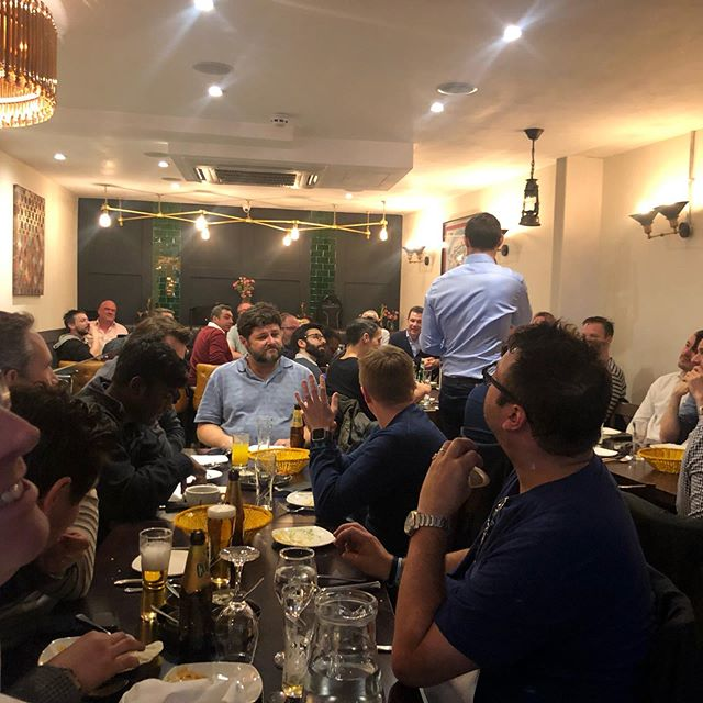 Crypto Curry Club- Blockchain kindly sponsored by Lewis Silkin LLP@#cryptocurry #blockchainnetworking