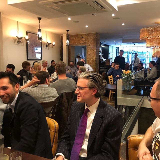 Crypto Curry Club- Blockchain kindly sponsored by Lewis Silkin LLP@#cryptocurry