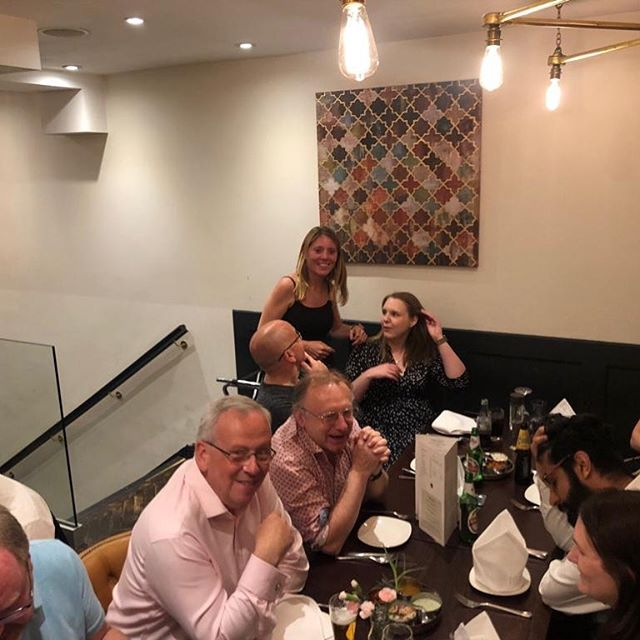 Crypto Curry Club- Blockchain kindly sponsored by Lewis Silkin LLP