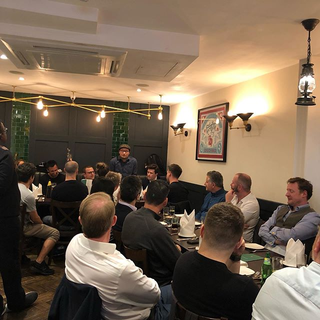 Crypto Curry Club - blockchain networking London