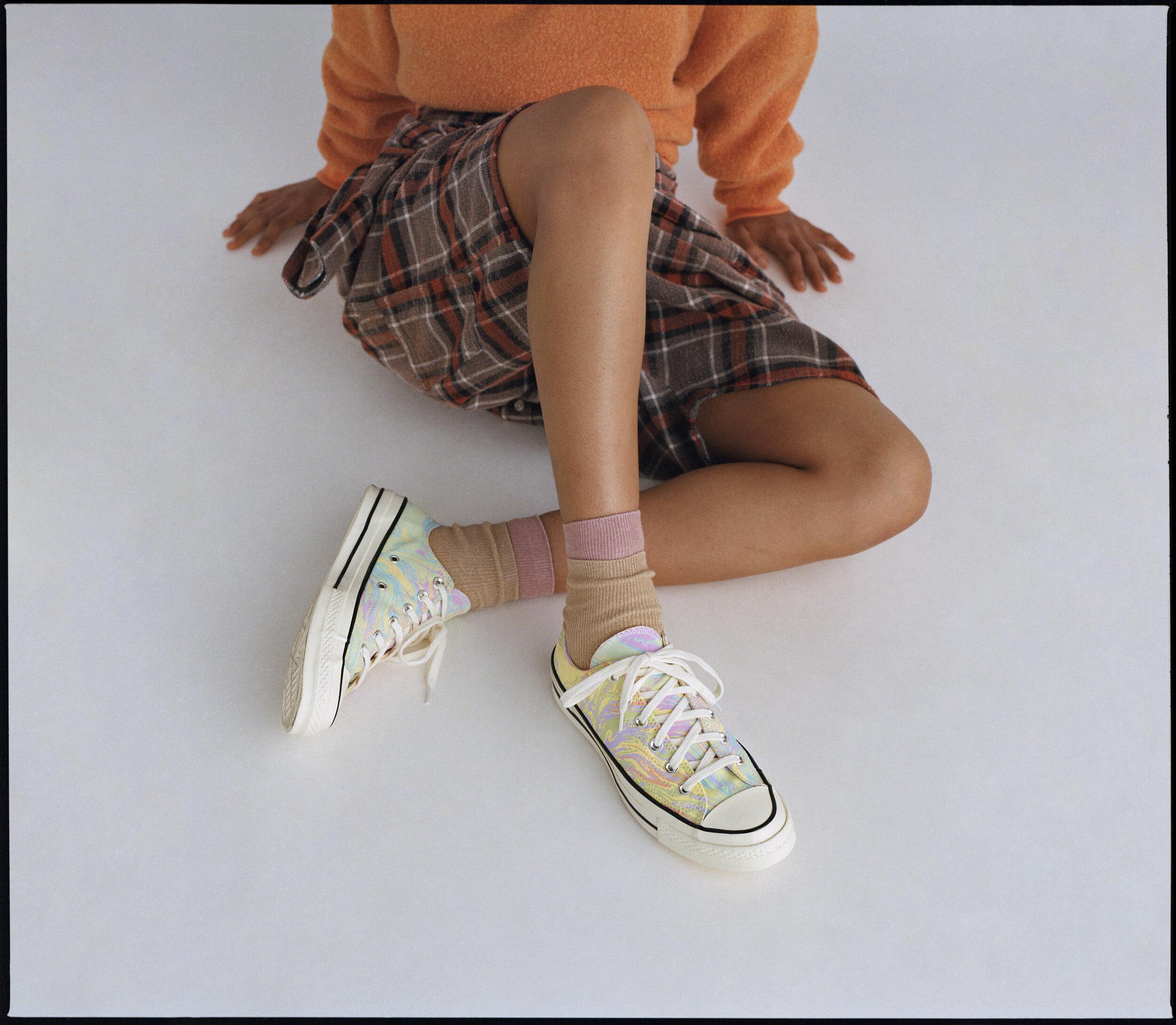 converse tartan limited