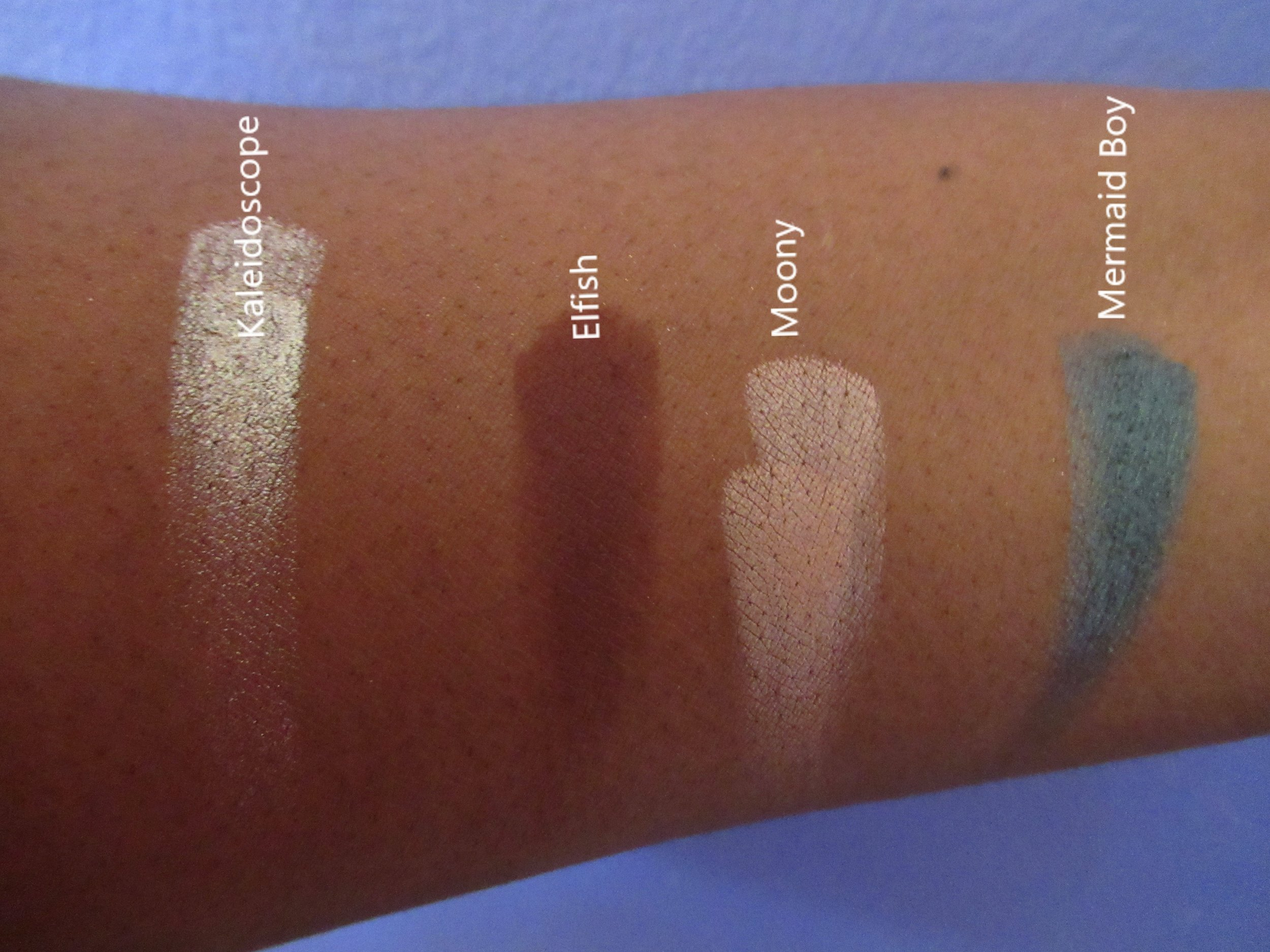 hleen Lights x ColourPop Dream St. Swatch and Review
