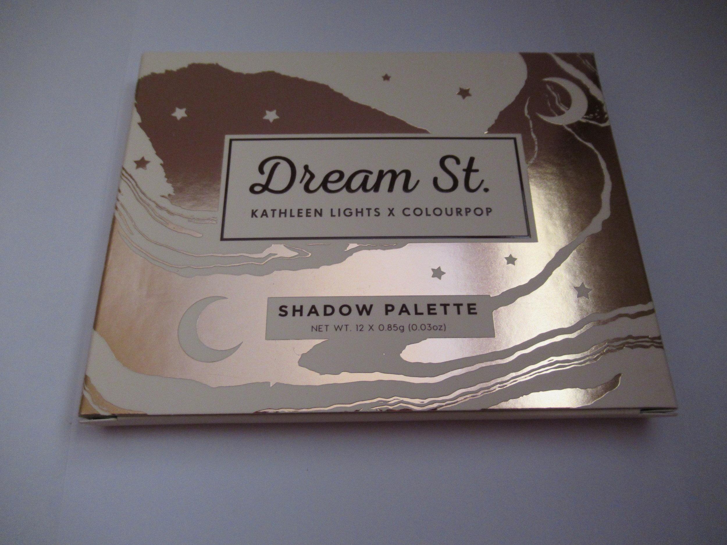 hleen Lights x ColourPop Dream St.