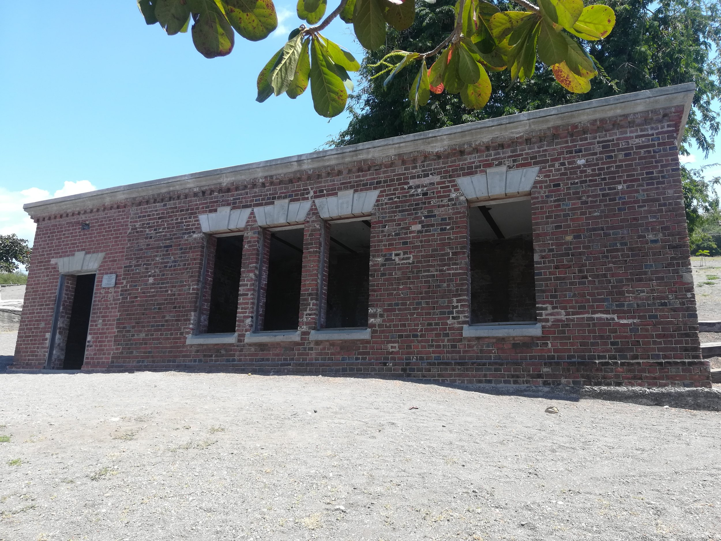 Giddy House Fort Charles, Port Royal