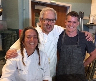 Hands-on Classes in the San Francisco Bay Area - I collaborate with Kitchen On Fire, Draeger's Cooking School, the Artisan Baking Center, and the San Francisco Cooking Schools. You can browse my Class Schedule for topics like Old World breads, basic baking, pizza, croissants, sourdoughs, and more.