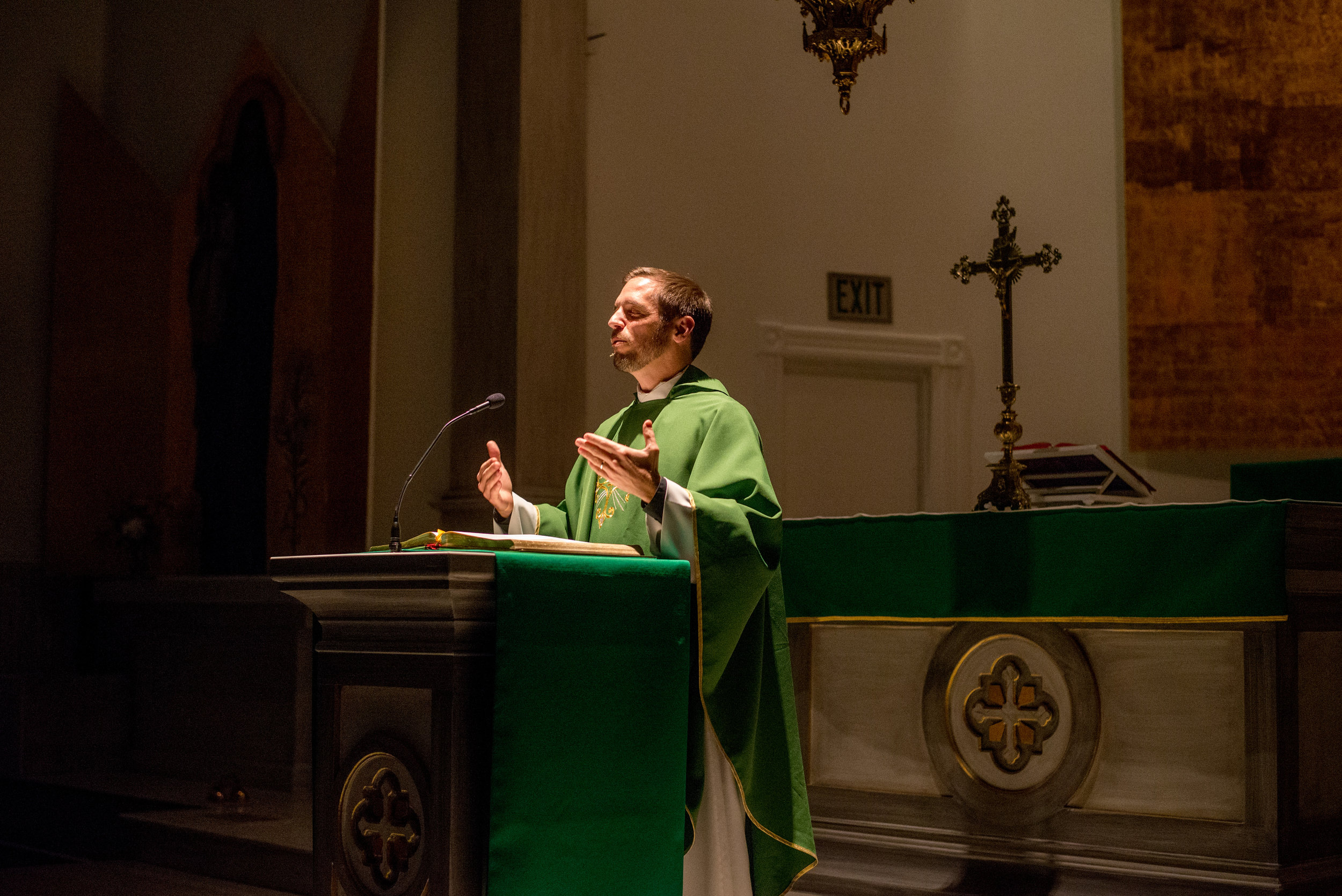 Latest Homilies - Preached every Sunday at 7:00 PM
