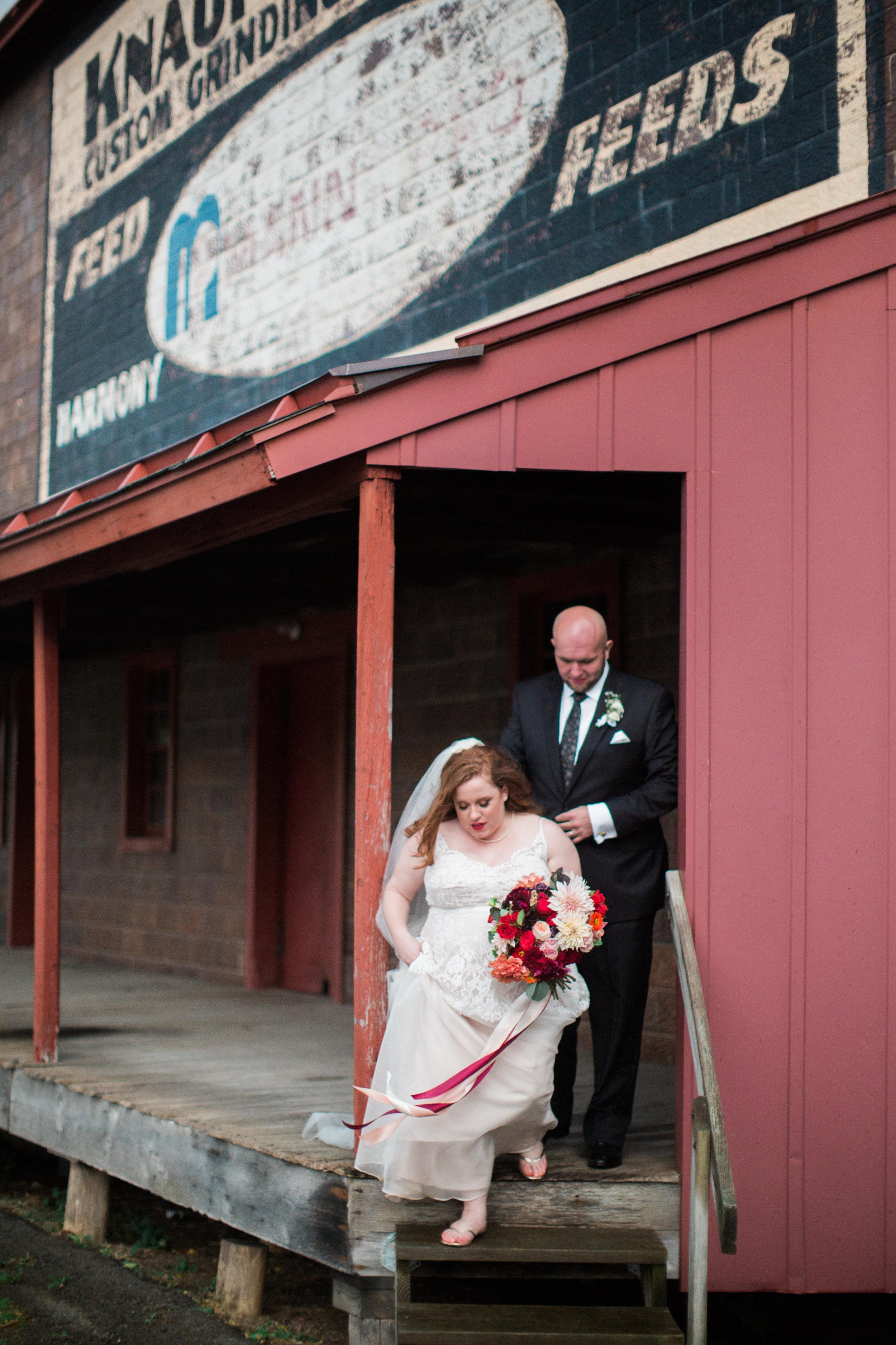 Center of Harmony Wedding
