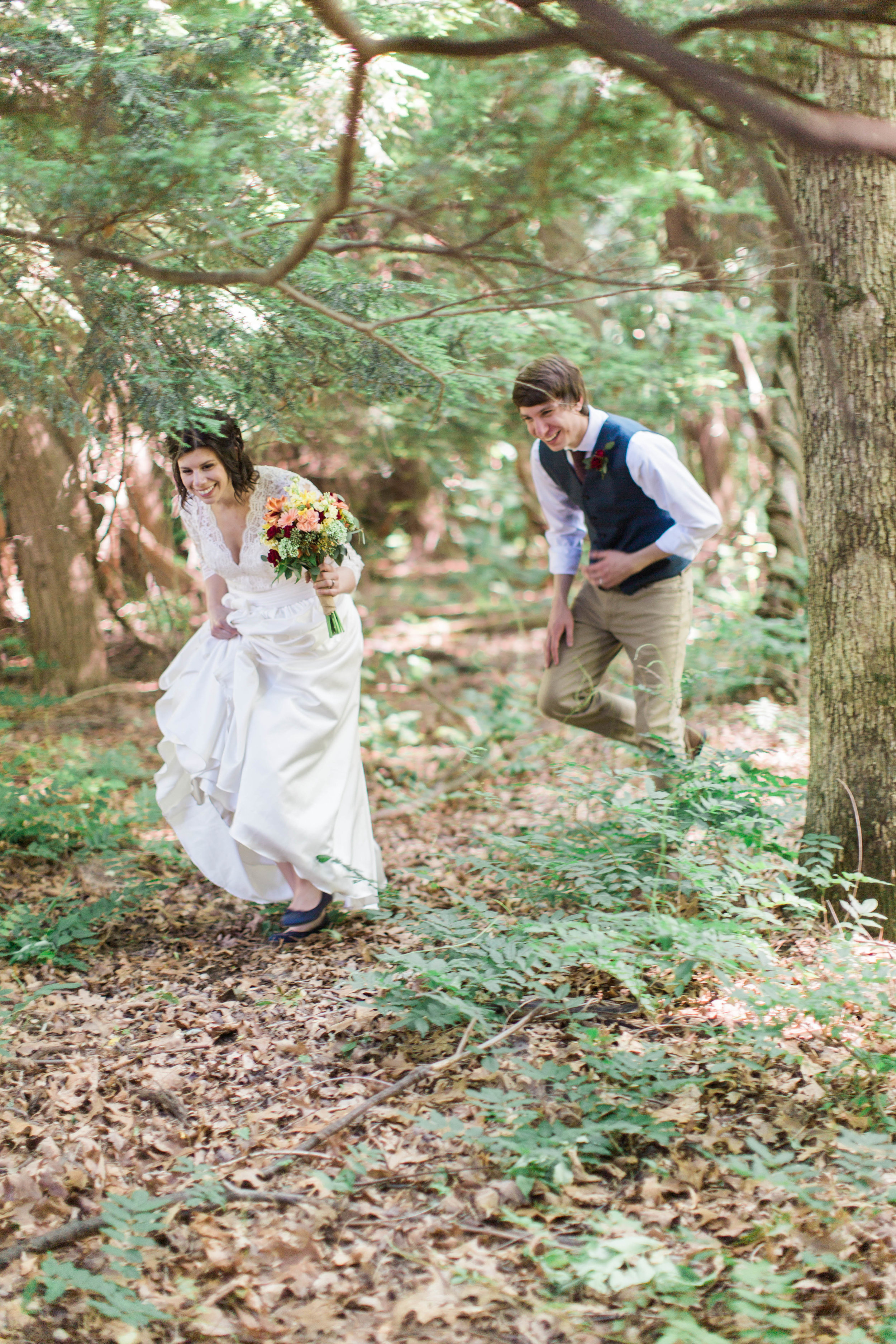 A Tuesday Afternoon Elopement