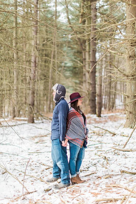 Winter Wander-land Engagement