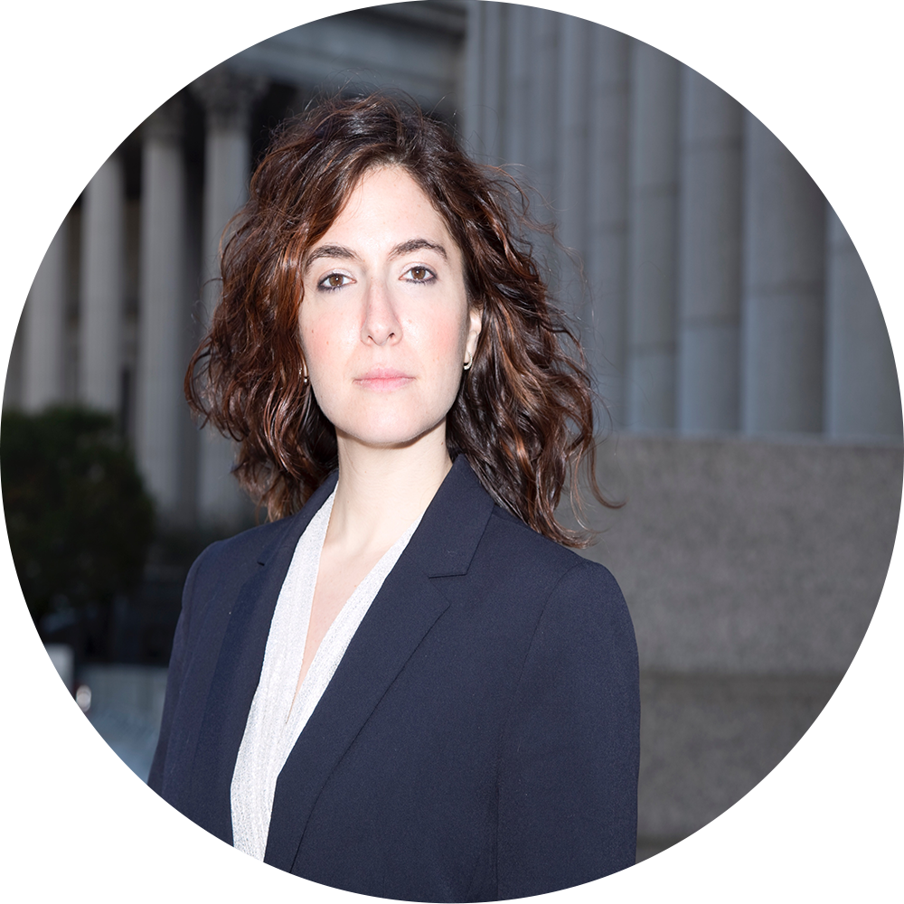 Marissa Goldfaden |  Director of Communications and Counsel   hello@projectid.org