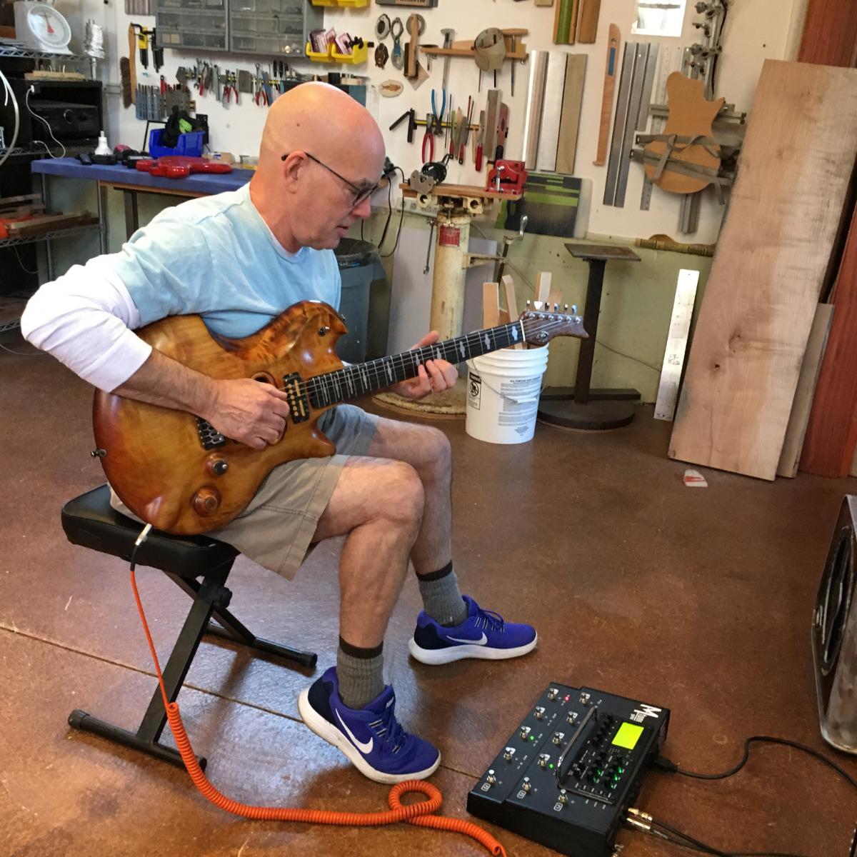 Scott Eave, Zen Guitar