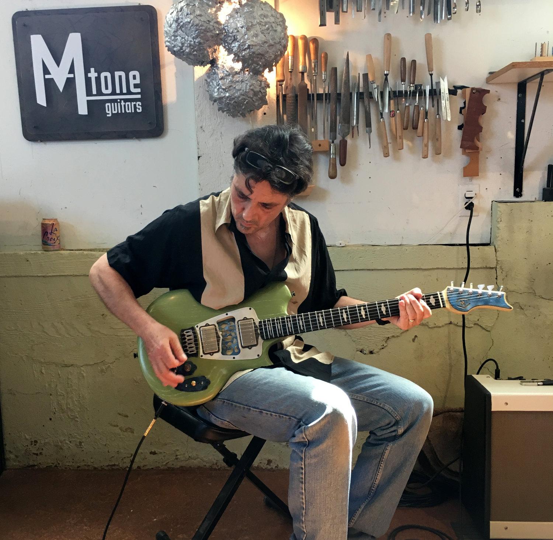 Matt Miller, Miller Ampwerks