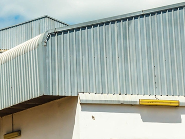 Metal Roofing -