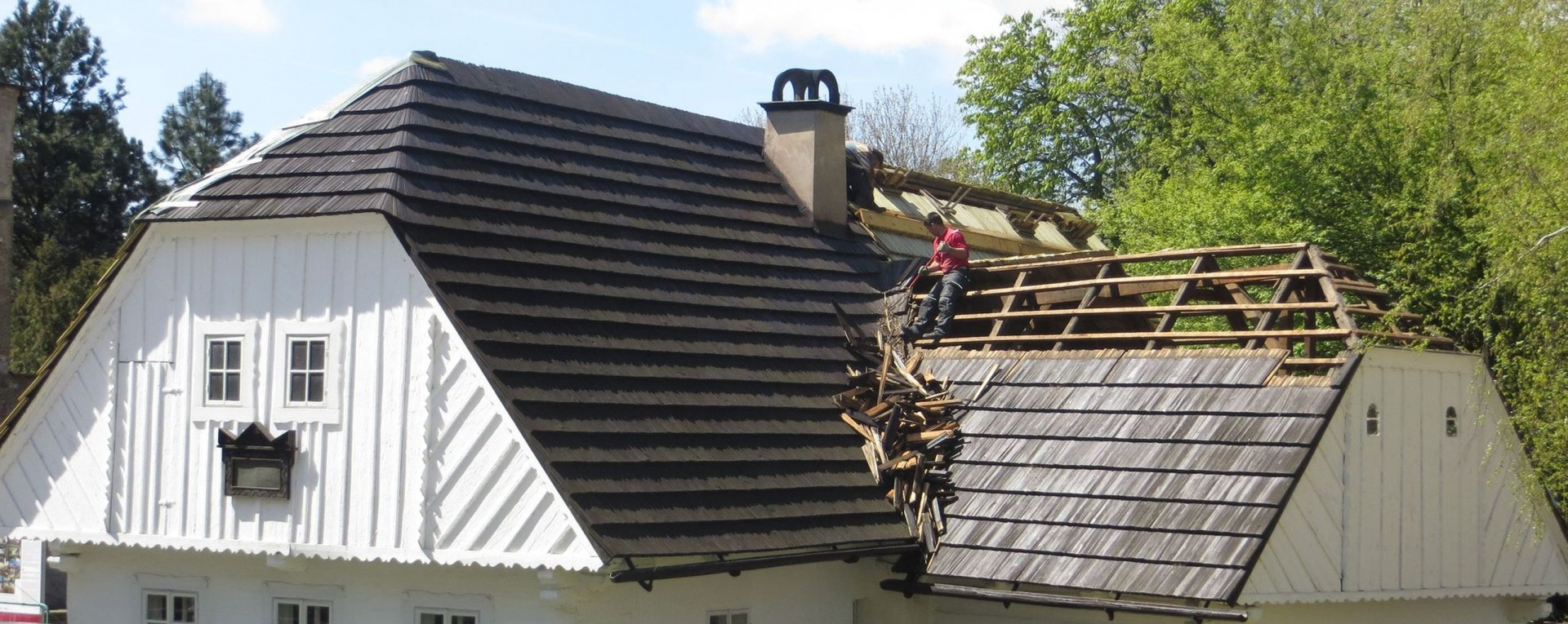 Hurricane proof your roof