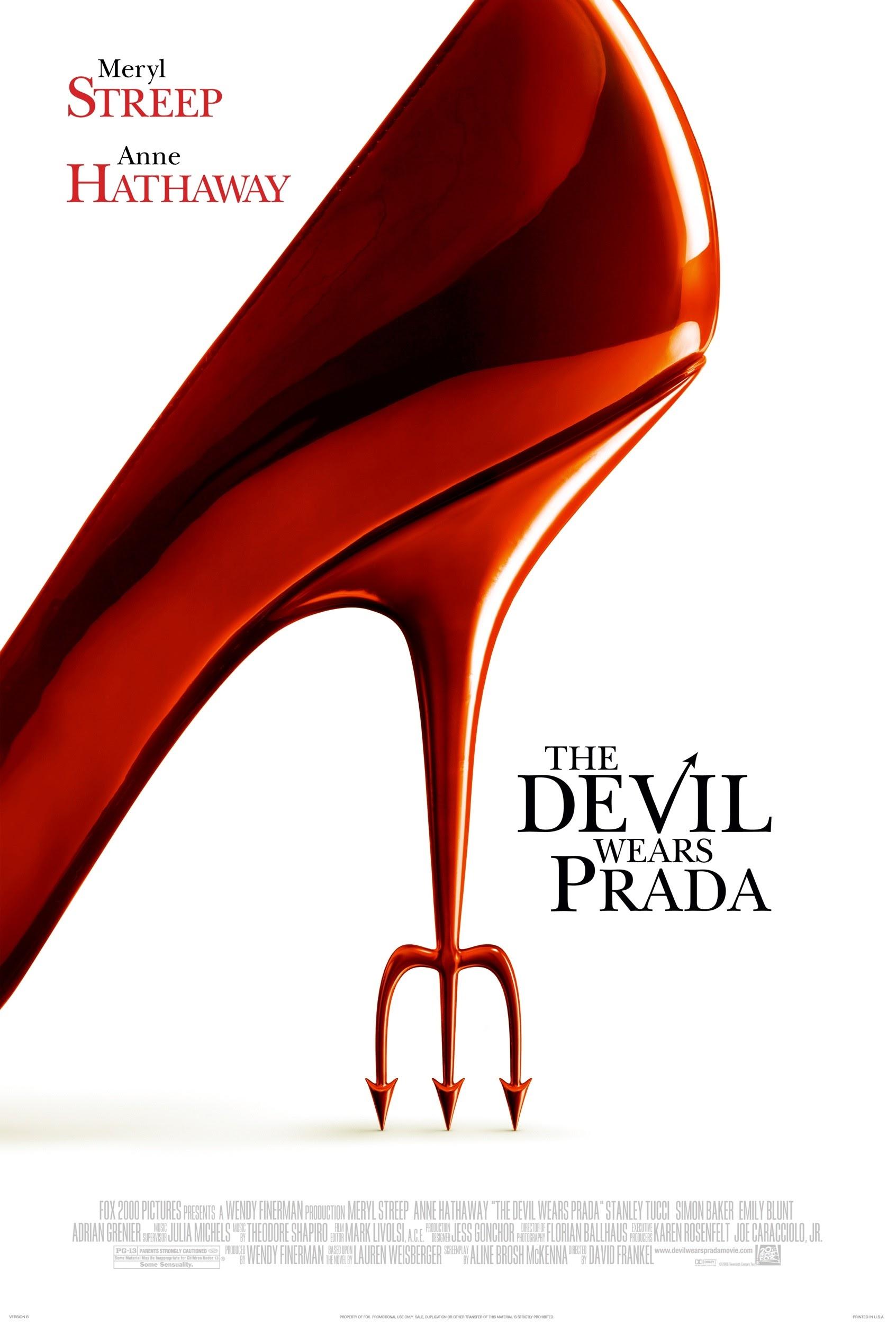 Devil Wears Prada Work of Fiction Podcast