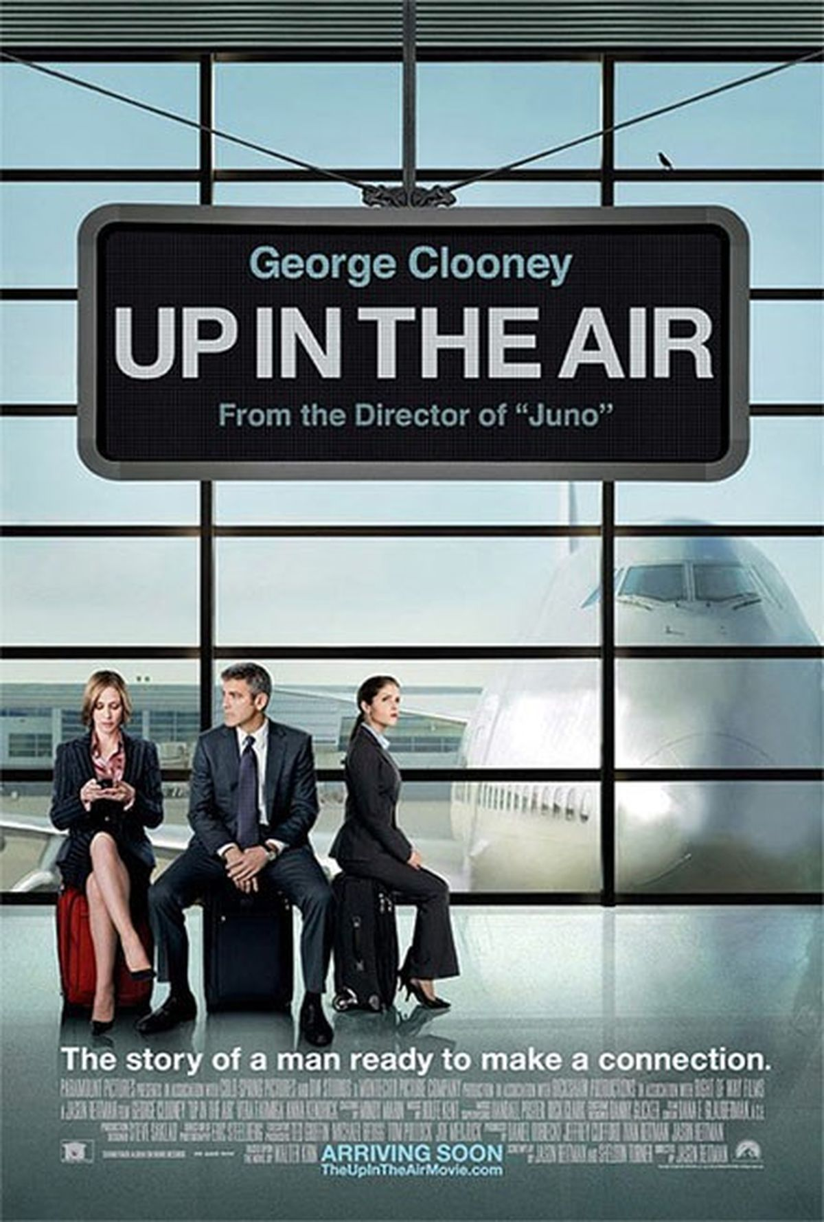 Up in the Air Work of Fiction podcast