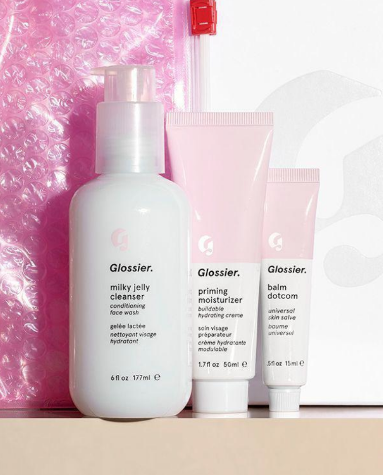 Glossier The Skincare Set -