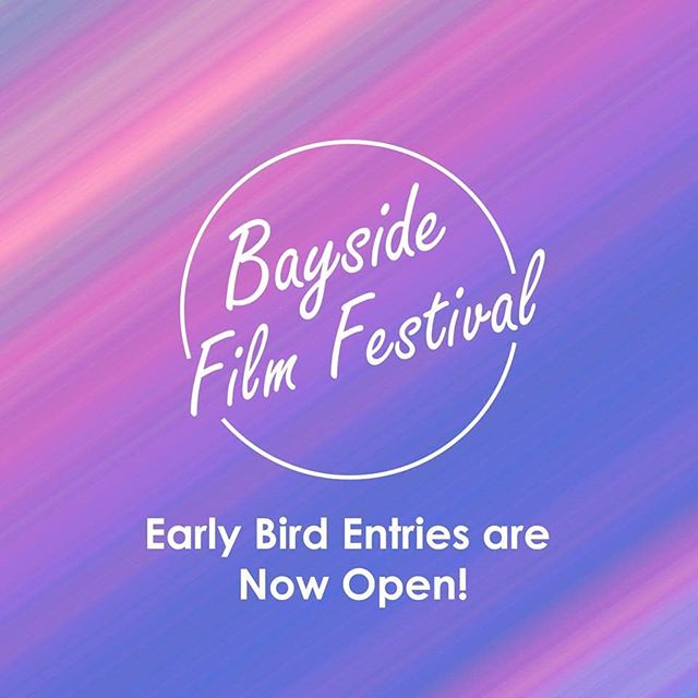 Submissions to our FilmFreeway are now open. Get your films in at a discounted price!  https://filmfreeway.com/BaysideFilmFestival