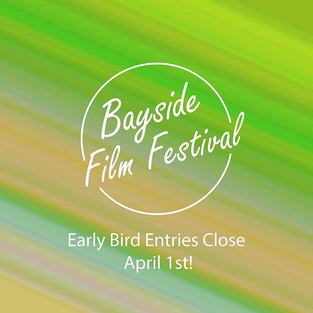 You know what they say about the early bird... If not, you still have five days to take advantage of our early bird entry discount and find out! 👉🦉👉 This is an offer you won't want to miss! Link in bio.  #filmfestival #movies #australianfilm #shortfilm