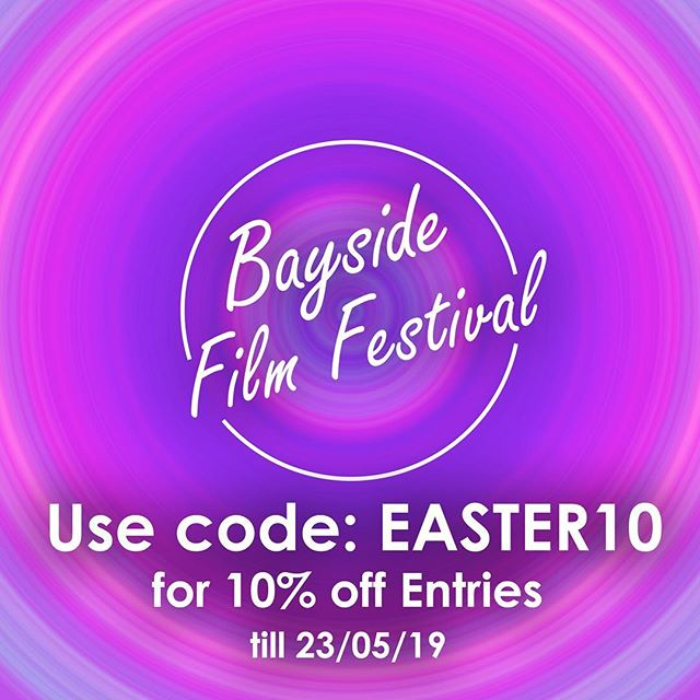 Want something better than chocolate eggs this easter? Get 10% off all entries into our FilmFreeway until the 23rd of April! #filmfestival #shortfilm #australianfilm