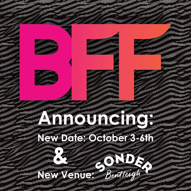 We at the Bayside Film Festival have some exciting news.  First, we're changing the event to a new date: October 3rd-6th, 2019.  And the most exciting, we've arranged a partnership with @sonderbentleigh to host the event at their wonderful bar located at 438 Centre Rd, Bentleigh!  Part of our event will still be at the Brighton Town Hall from the 3rd-4th of October, but most of our time will be at Sonder Bentleigh.  We hope these changes will allow us to deliver an even bigger event than last year!