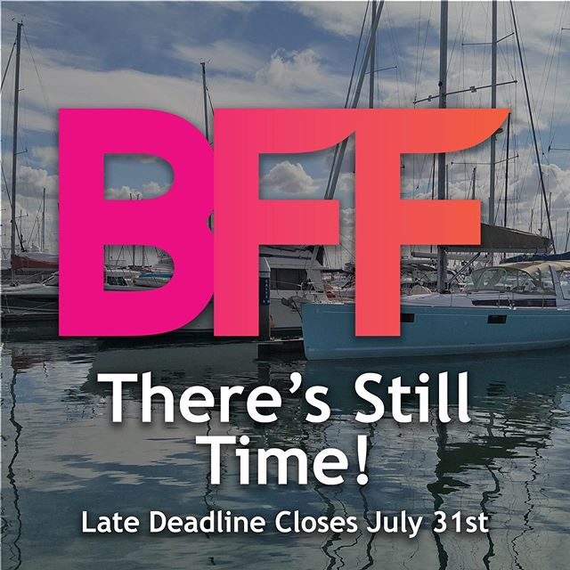 Miss out on our deadline for regular entries? Then need not worry, we're still open for late submissions! Entries close July 21st. Submission link in bio. #filmfestival #australianfilm #filmcomp