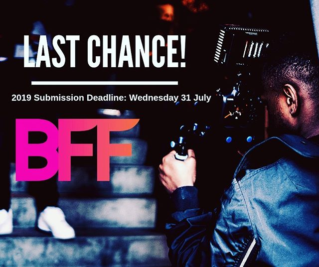 This is it, last chance to submit your film into the BFF for 2019! Don't miss out on this opportunity to get your film screened! Submit your film at: https://filmfreeway.com/BaysideFilmFestival