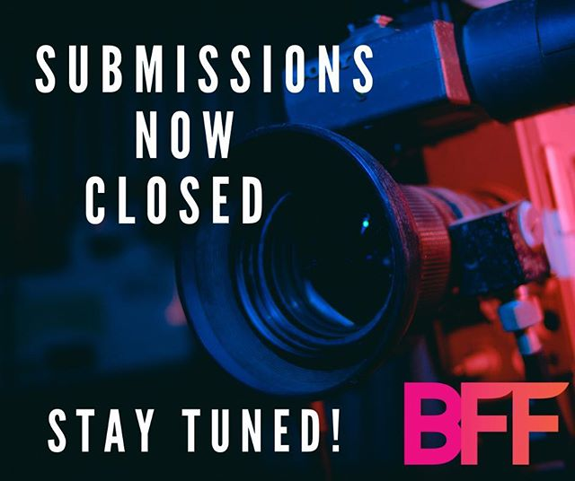 Submissions are now officially closed for 2019! Stay tuned for our festival lineup coming soon! Photo by Aber Llacer on Pexels